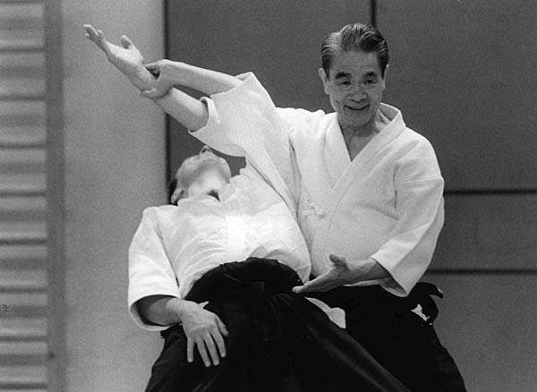 Nishio Shogi sensei Aikido Colmar