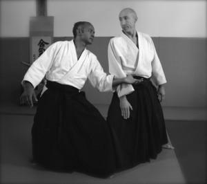 Aikido Colmar et Philippe Grangé
