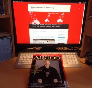 aikido colmar et dragon magazine spécial aikido
