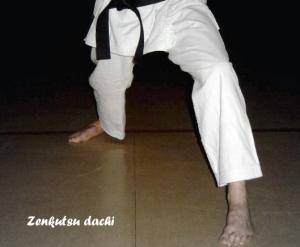Zenkutsu-dachi