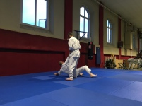 Hugues Aikido Colmar Diables Rouges