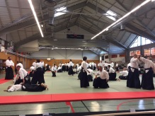 aikido Colmar Diables Rouges