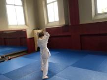 aikido Colmar Diables Rouges, les enfants rentrée 2017