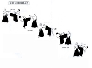 Aikido Colmar : Les frappes au pieds en aikido